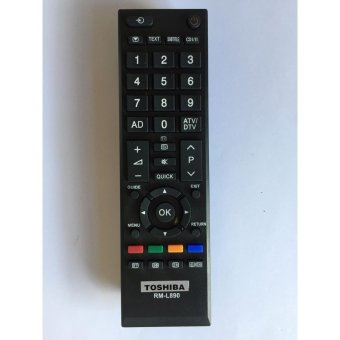 Universal Replacement Remote Control For TOSHIBA TV RM-L890