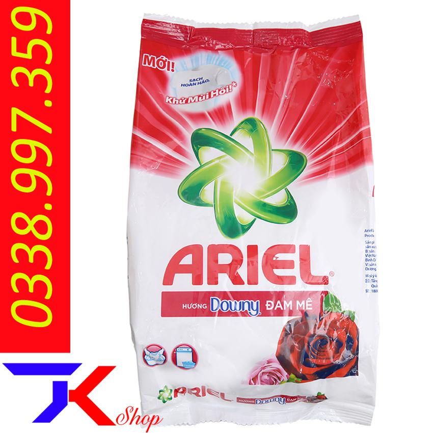 Bột giặt Ariel Downy hương đam mê 650g