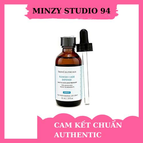 Skinceuticals Blemish + Age Defense - Serum Trị Mụn, Chống Lão Hóa