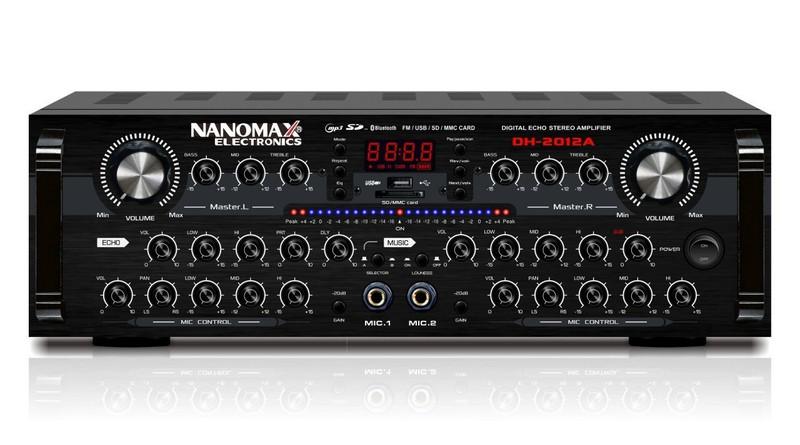 [HCM]Amply karaoke Nanomax DH-2012A