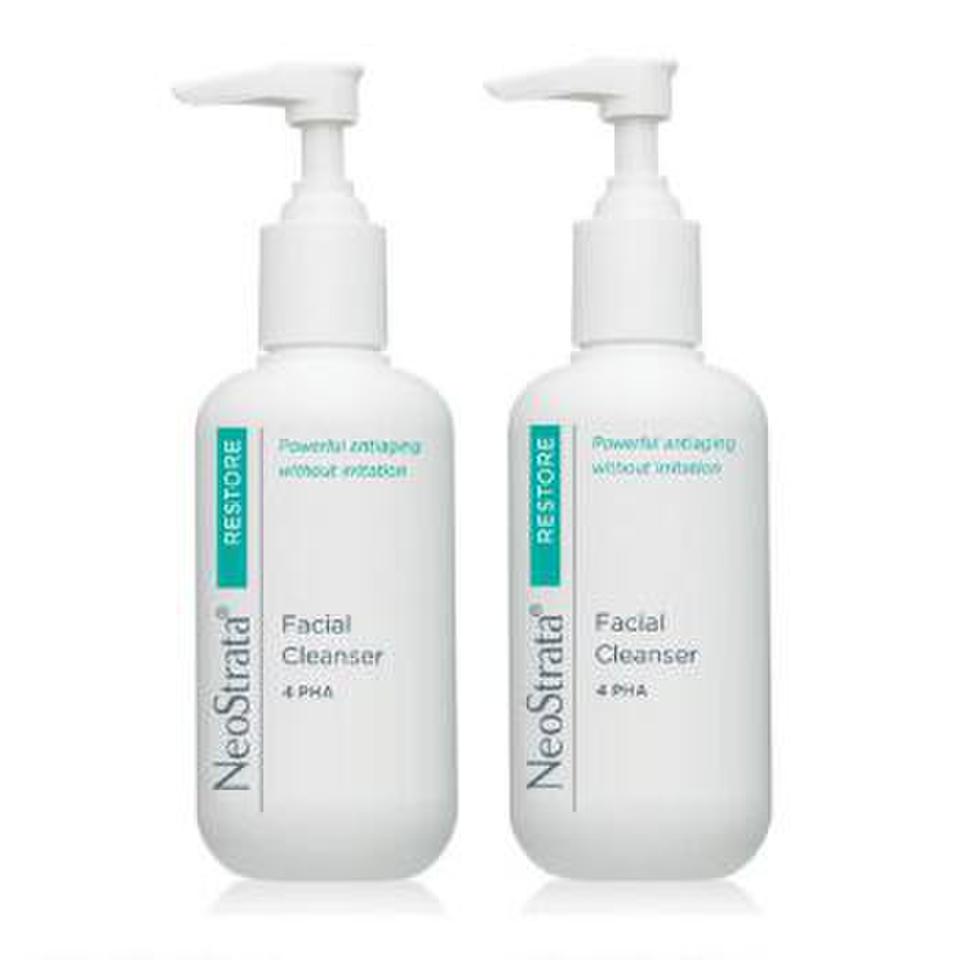 Sữa rửa mặt dành cho da nhờn mụn da hỗn hợp Neostrata Clarifying Facial Cleanser 200ml