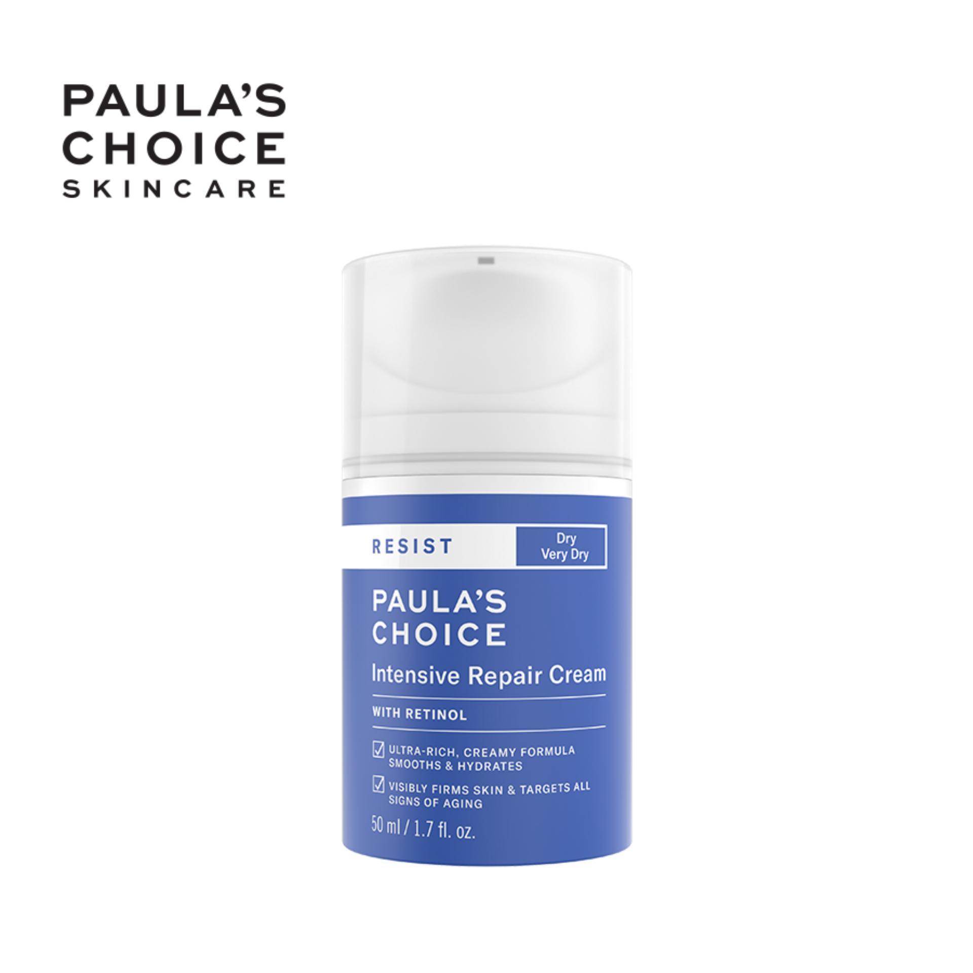 Kem dưỡng ẩm siêu cao cấp chứa Retinol Paula's Choice RESIST Intensive Repair Cream 7810