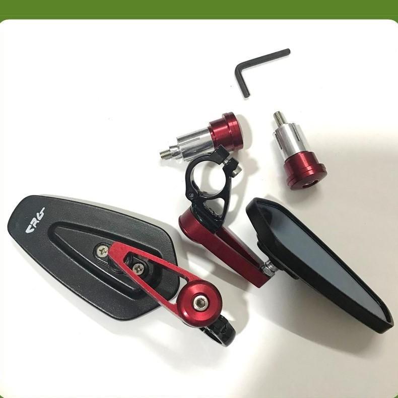 [ 1 Cặp ] Gương Gù CRG Lắp Gù Tay Lái xe máy ( 5 màu tùy chọn ) - Gia Phú Lock Store