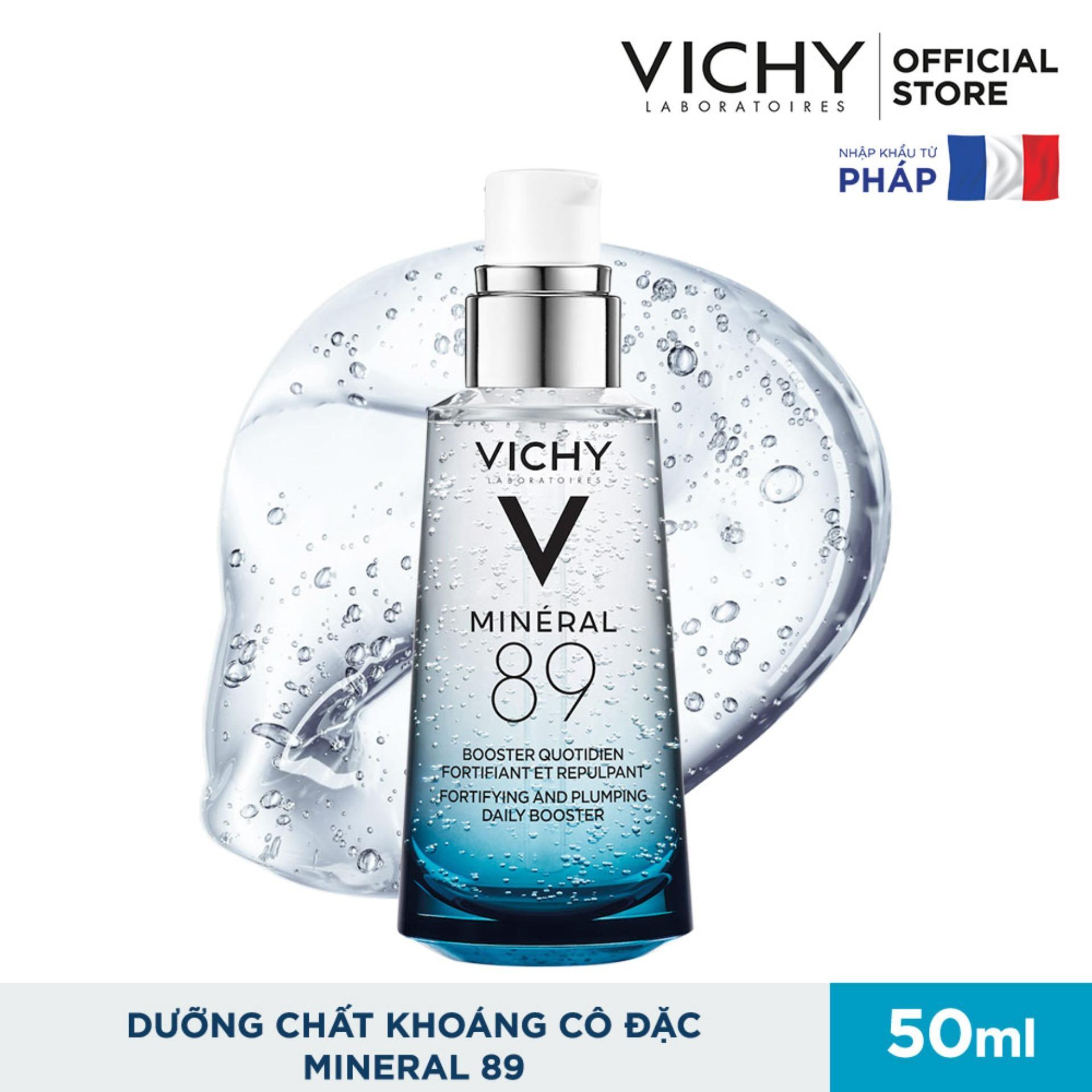 Dưỡng chất giàu khoáng chất Mineral 89 giúp da sáng mịn và căng mượt (Dành cho mọi loại da) 50ML