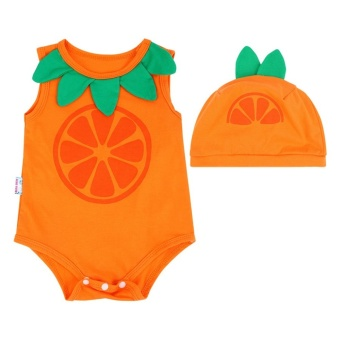Bộ Bodysiut Fruit - BDS02 - Mihababy - Size 6