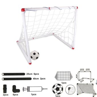 PAlight Outdoor Soccer Game Sport Toy Family Game Football Goal Sets - intl