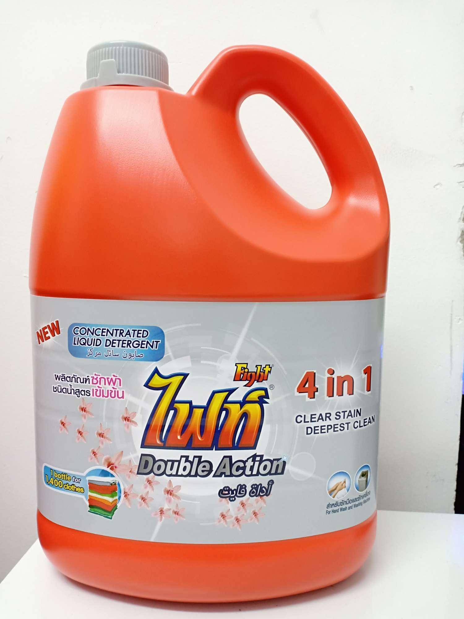 nước giặt thái fight 4in1 3500ml