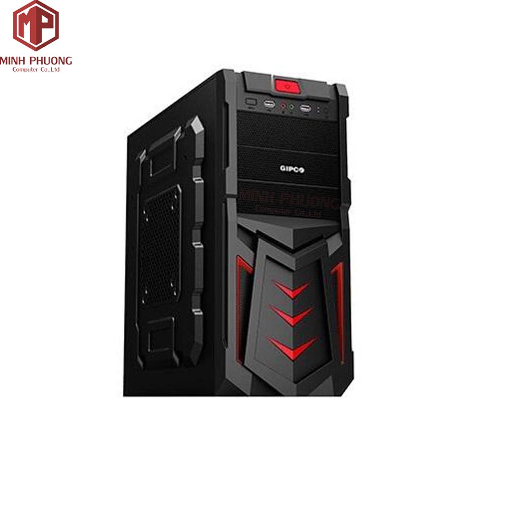 Vỏ case máy tính GIPCO GIP3986GAB