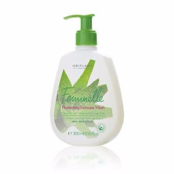 Dung dịch vệ sinh phụ nữ Feminelle Protecting Intimate Wash.300ml