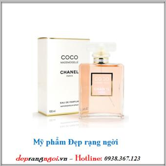 Nước hoa Coco Mademoiselle Chanel For Her