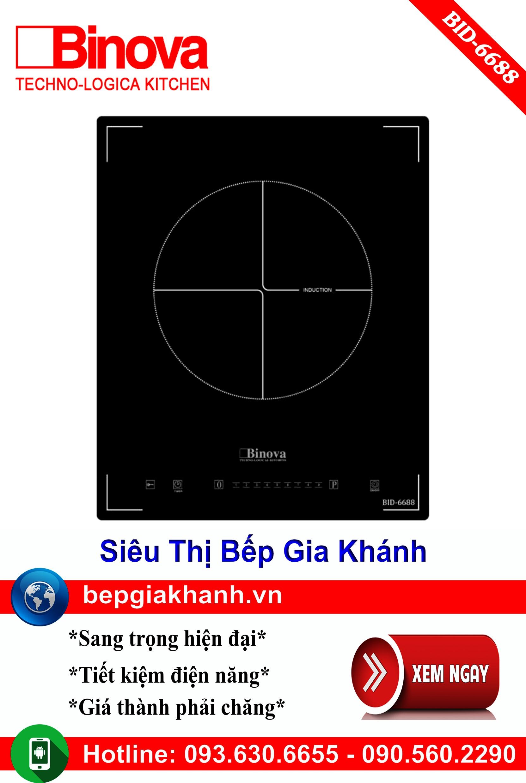 [HCM]Bếp từ đơn Binova BID-6688 nhập khẩu Trung Quốc bếp từ bếp điện từ bếp từ đôi bếp điện từ đôi bếp từ giá rẻ bếp điện từ giá rẻ bếp từ đơn bep tu don bep tu
