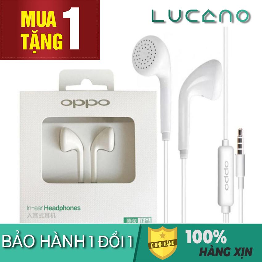 Tai nghe Oppo F3/F3 Plus + Tặng 1 Tai nghe Tai nghe Oppo F3 - Hàng Chính Hãng