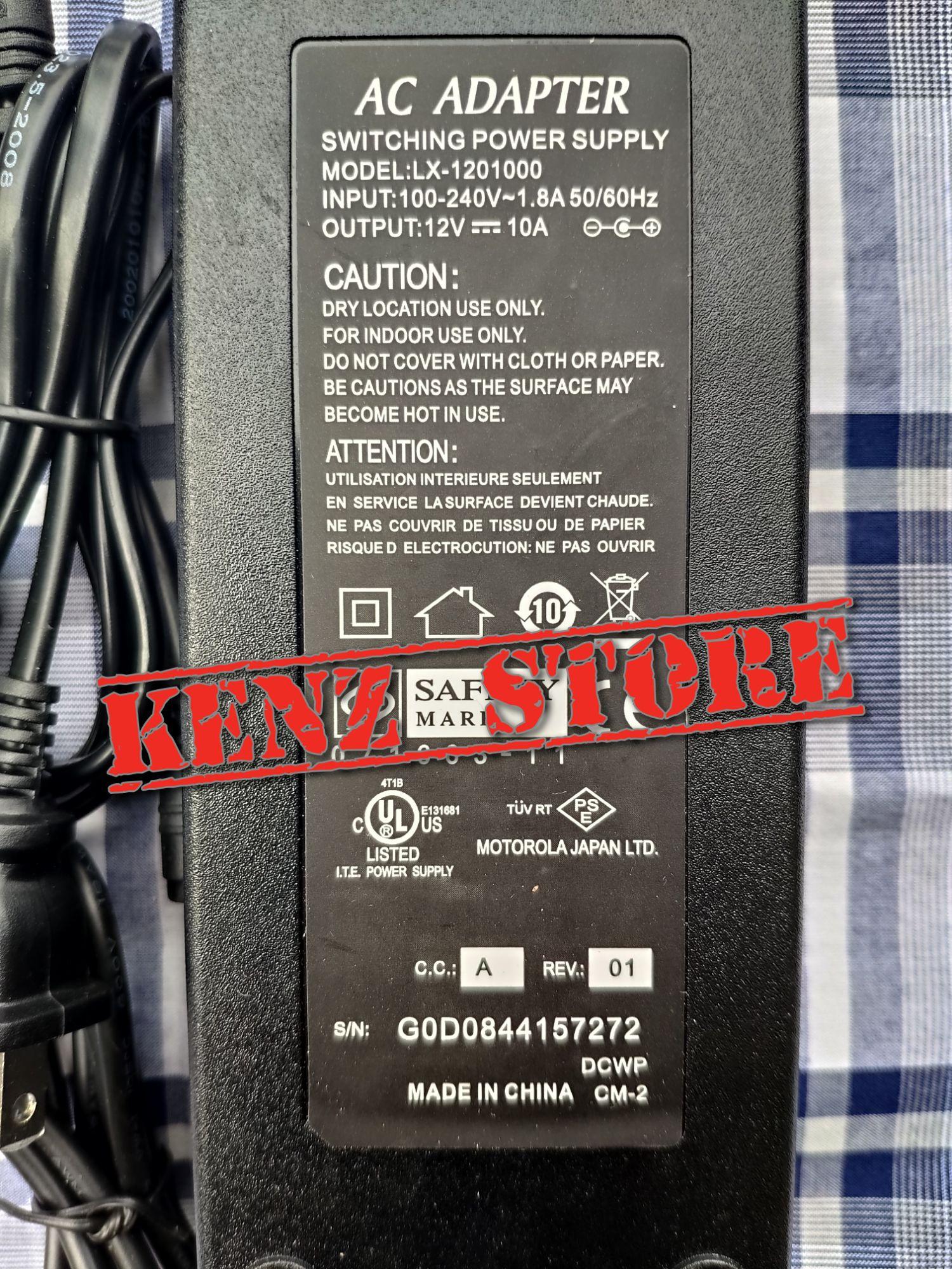 Adapter 12v10a loại tốt nguồn 12v10a adapter đổi nguồn 220v-12v10a Adapter 12v 10a