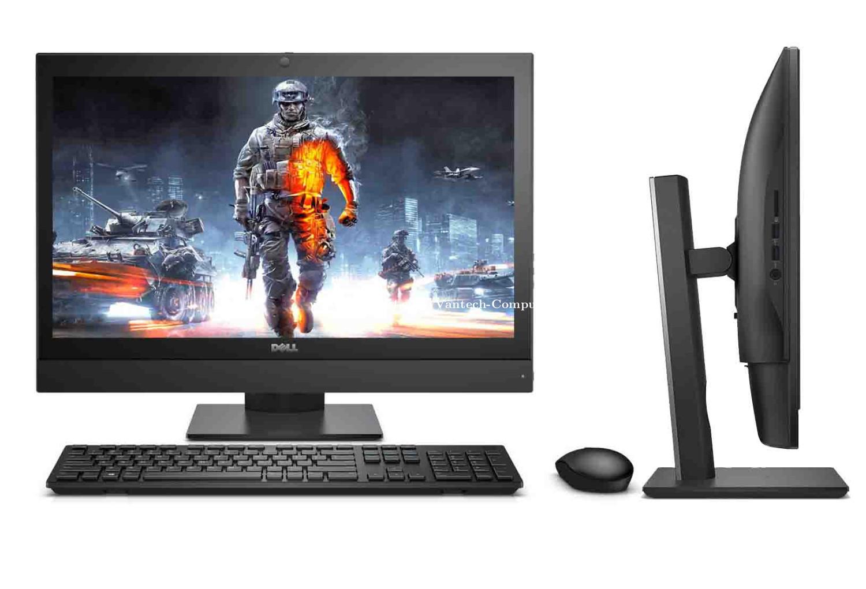 [HCM]All In One - Máy liền Màn Dell Optilex 7440 - AIO - Wifi + Phím chuột