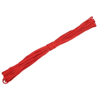2mm Multifunctional Core Paracord Rope Camping Climbing Tying Rope(15M) - intl