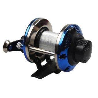 Bearing Ball Ice Fly Fishing Reel Spinning Sea Fish Reel with LineRoller - intl
