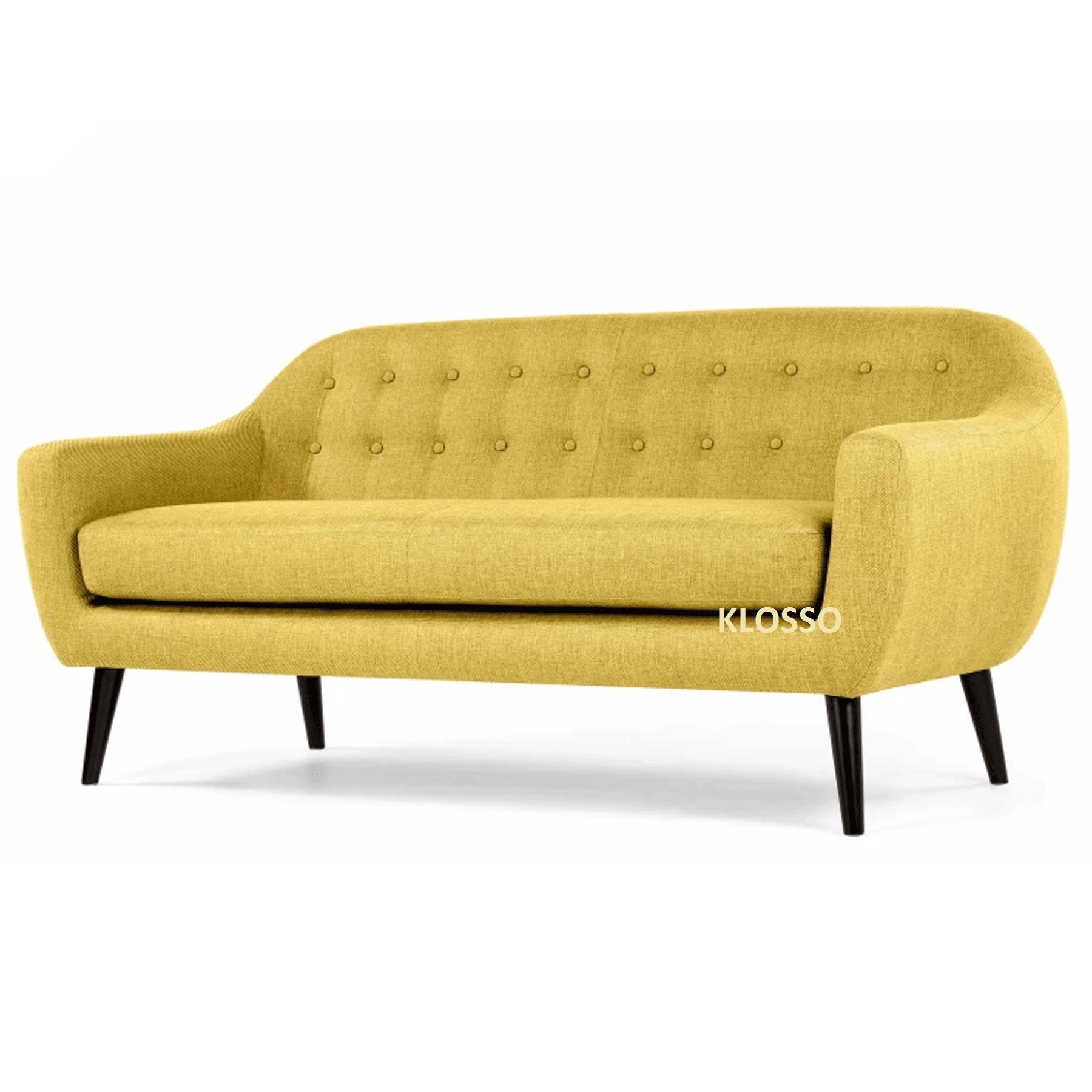 Ghế sofa băng cao cấp Klosso GB004