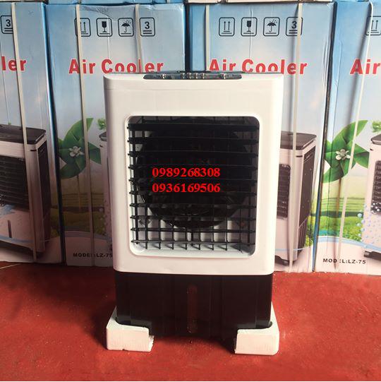 ( cam kết động cơ đồng bơm tự ngắt) Quạt điều hòa tiết kiệm điện HS35/LZ40B/GD-20 cao cấp- Quà tặng 2 viên đá khô- Làm mát bằng hơi nước giúp tiết kiệm điện- Máy làm mát an toàn tiết kiệm điện-Bảo hành 1 năm