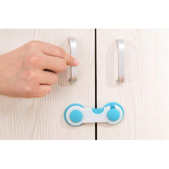 Chốt khóa tủ an toàn cho bé