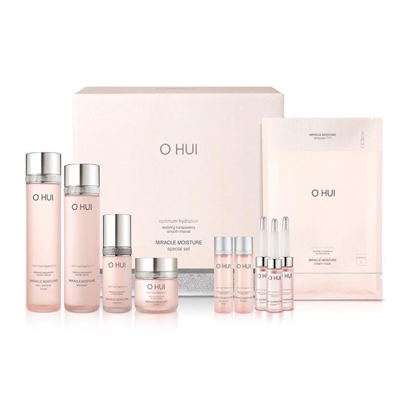 Bộ mỹ phẩm OHUI chính hãng Hàn Quốc