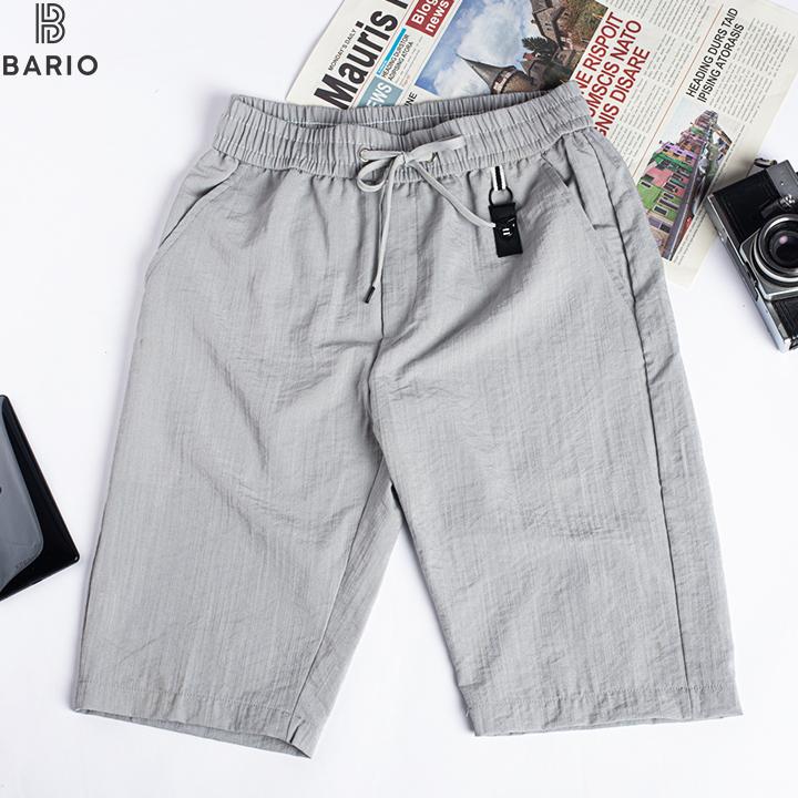 Quần short đũi nam, quần đũi nam quần ngố nam chất đũi đẹp thoáng mát thời trang