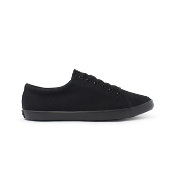 Basas Low Top - ALL BLACK (A40173)