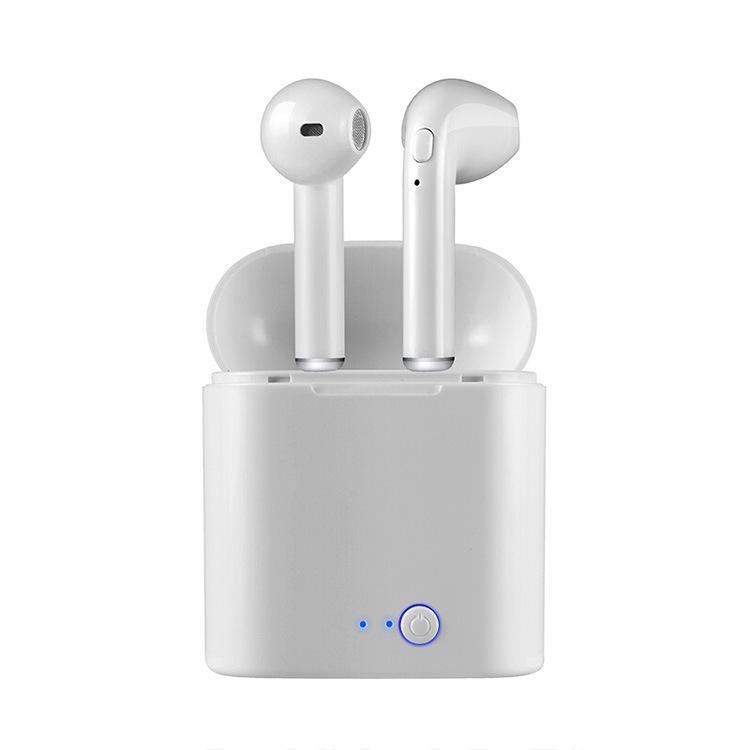 Tai Nghe I7S i9s i12 i100 Ko Dây Kết Nối Bluetooth