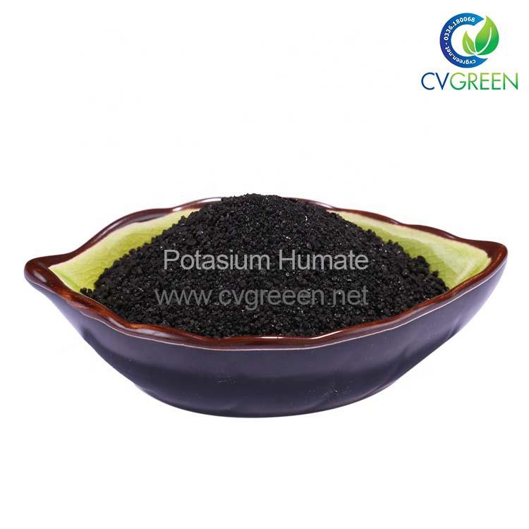 [HCM]Potasium Humate (Kali Humate/Axit humic hoạt hóa) gói 1kg