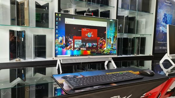 Dell all in one 5490 màn hình 24 inh cảm ứng