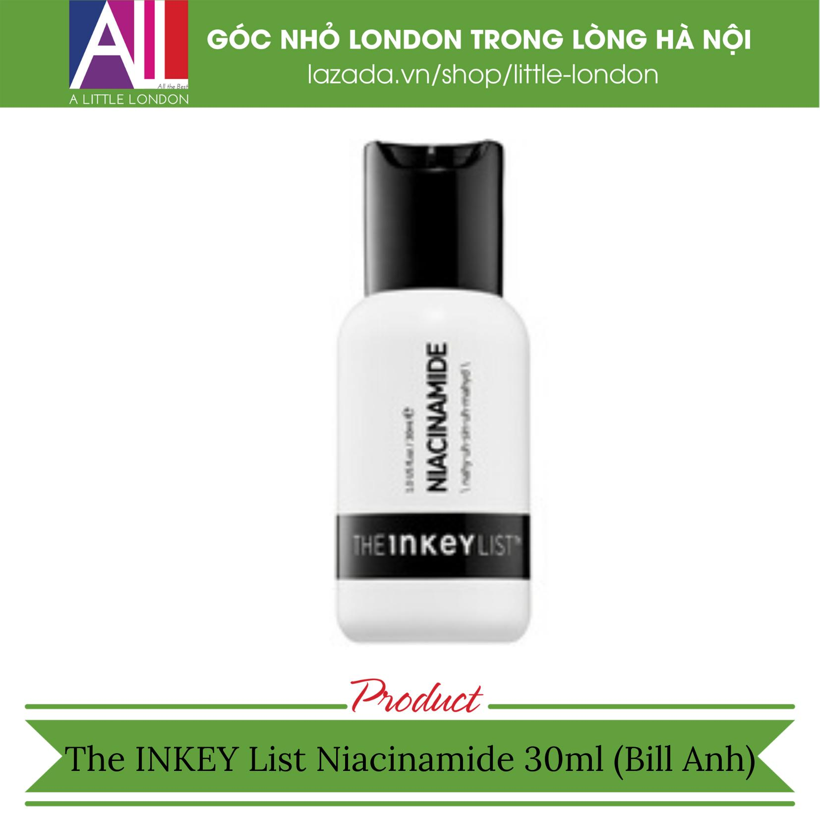 The INKEY List Niacinamide 30ml (Bill Anh)