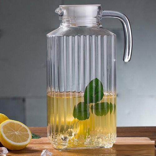bình đựng nước thủy tinh - bình đựng nước thủy tinh