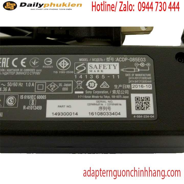 Bộ đổi nguồn màn hình tivi Sony 40 inch KDL-40R550C 19.5v