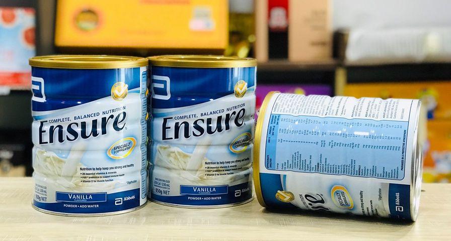 [HCM]Sữa Ensure Úc, Sữa Ensure Úc 850 gr, Sữa Ensure Úc 850G Chính Hãng,Tiết Kiệm Chi Phí,Sữa Ensure Úc - Dinh dưỡng cho người lớn tuổi,Sữa Bột Ensure Úc Vị Vani (850g)