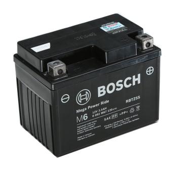 Bình điện xe máy Bosch RBTZ5S (3.5Ah)