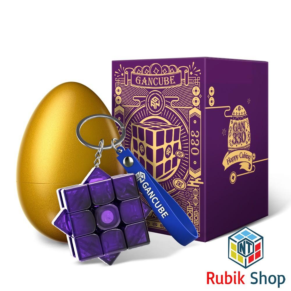 [Phụ Kiện Rubik] Móc khóa Rubik Gan330 / GAN EASTER EGG Bản Limited 6 phiên bản