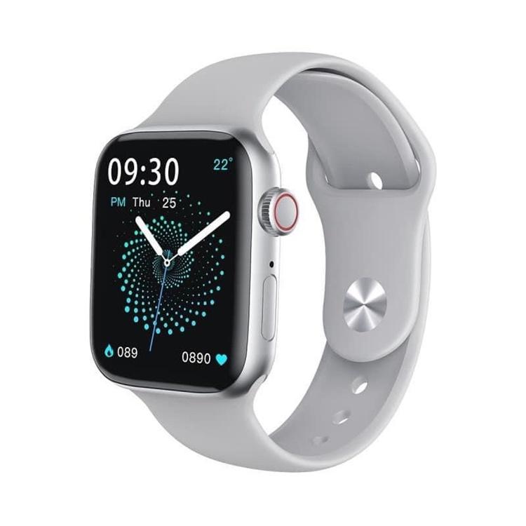 [HW22 Pro Smart Watch] Đồng hồ thông minh HW22 Pro - Series 6 - Cài hình nền - Nút xoay được - Nút nguồn - Sạc không dây