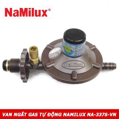 Van điều áp ngắt gas tự động Namilux NA-337S/1-1 Van điều áp ngắt gas tự động Namilux NA-337S/1