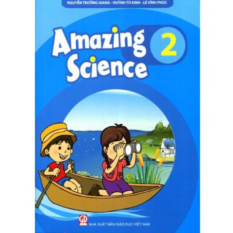 Amazing Science 2 - Tái Bản 2020