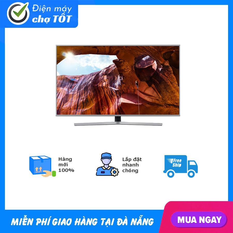 Smart Tivi Samsung 4K 43 Inch UA43RU7400KXXV (2019)