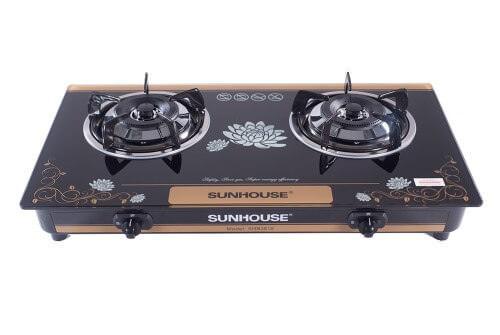 Bếp gas dương kính SUNHOUSE SHB3818