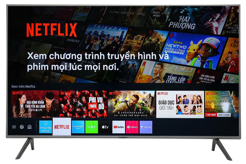[Trả góp 0%]Smart Tivi Samsung 4K 43 inch 43TU8500