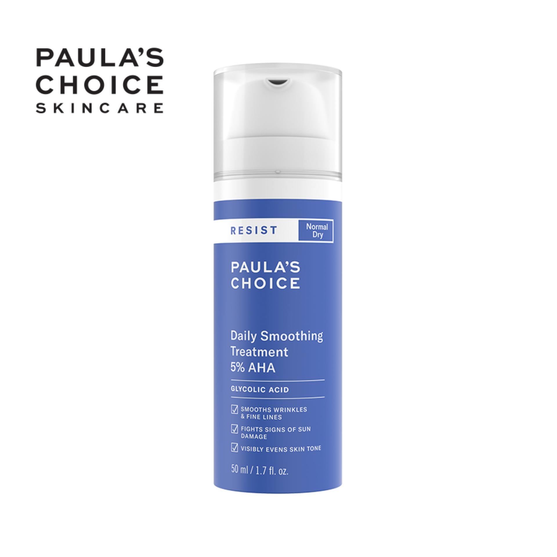Dung dịch làm mềm da Paula's Choice RESIST Daily Smoothing Treatment With 5% AHA 50 ml 7660
