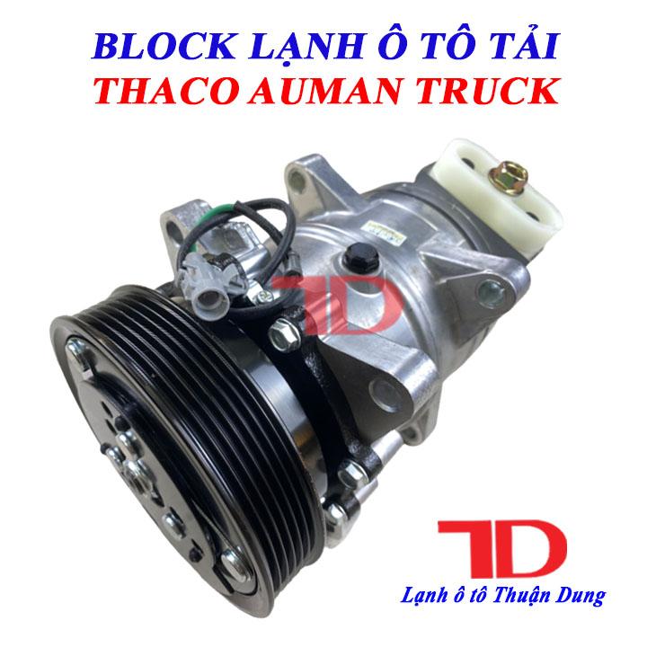 Block lạnh ô tô tải Thaco Auman Truck