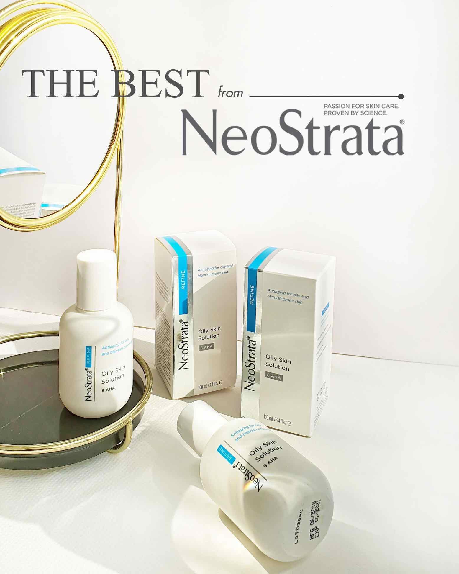 Neostrata AHA 8 Chai Full 100ML - AHA
