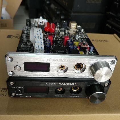 Giải Mã FX-AUDIO DAC X7 32Bit/384kHz DSD