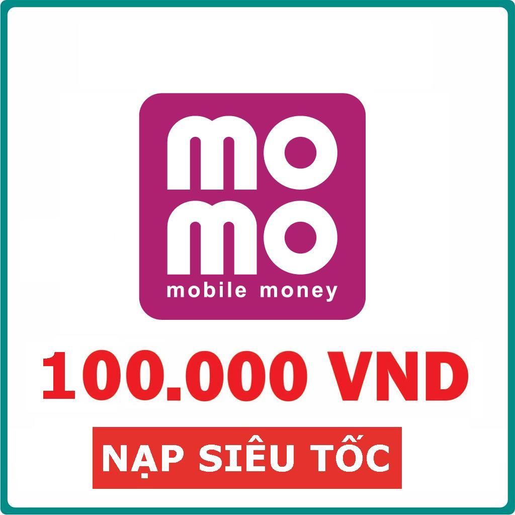 Nạp Trực Tiếp 100.000VND + Phí 10.000VND