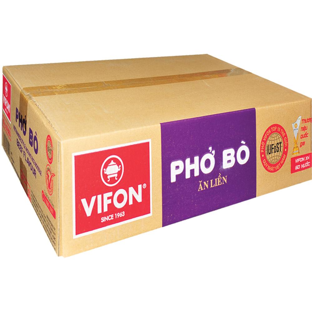 Phở bò Vifon 65G*30GOI
