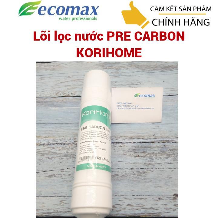 Lõi lọc nước số 2 korihome - lõi lọc nước korihome - lõi lọc nước pre carbon