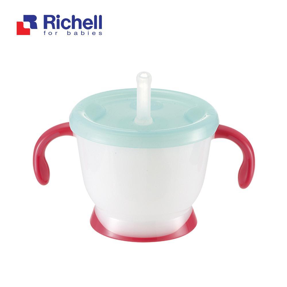 Cốc tập uống 3 giai đoạn Richell 150ml (Nhiều màu):3203