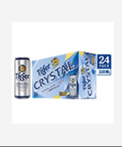 [HCM]Bia tiger bạc thùng